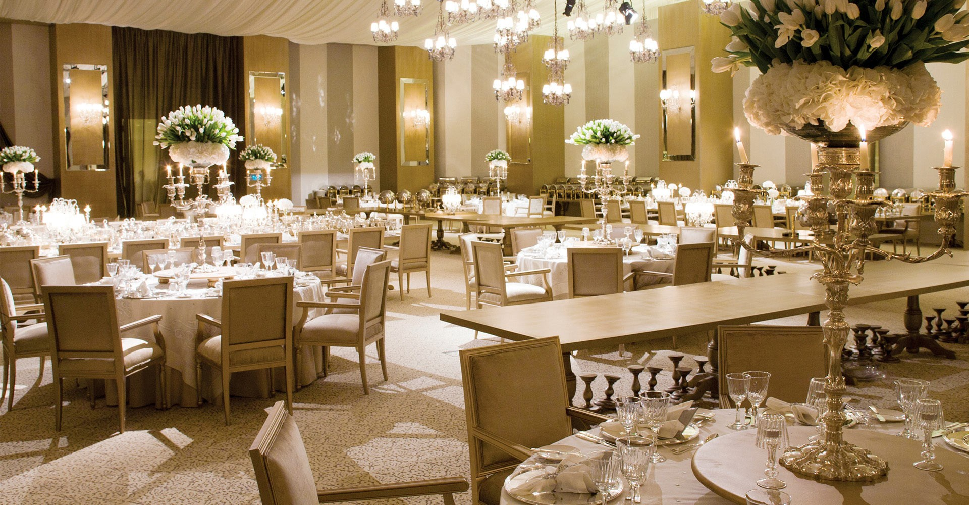 Banqueting and events